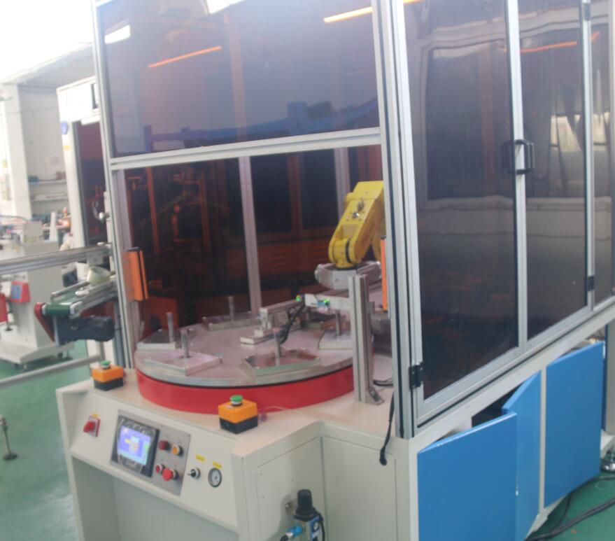 印刷机械 智能机器人移印机